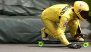 Emerson Gonçalves - Downhill Skateboard - Almabtrieb 2008